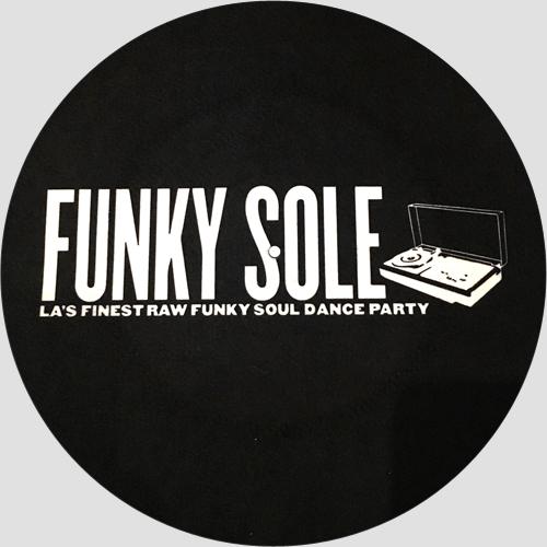 Slipmat - Funky Sole v2